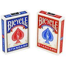 Bicycle Carte da gioco standard x 1 confezione nuovissimo e sigillato a basso costo!!