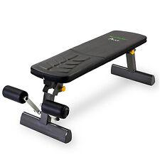 Tunturi Pure Flat / Decline Weight Bench with Folding Design