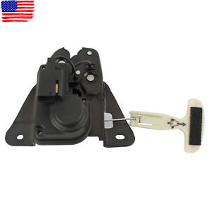 Fit For Chrysler 300 2012-2018 Black Tailgate Lock Trunk Latch Actuator