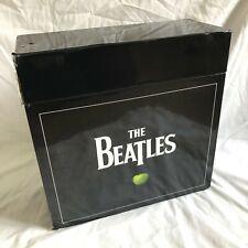 The Beatles - Stereo Vinyl Box Set (16x LP + Book) Mint Vinyl, Poor Box