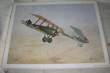John Ficklen Sopwith Camel Aviation F-1 WW1 ACE SIGNED