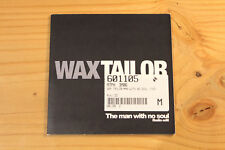 CD SINGLE PROMO   WAX TAILOR The man with no soul   2007