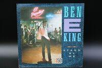 "Ben E King - Stand By Me (1987) (Vinyl 7"") (Atlantic - 789 361-7)"
