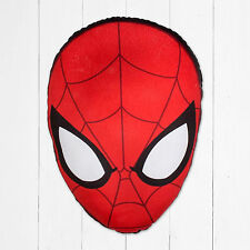 Spiderman Ultimate Thwip Head-shaped Cushion 100 Official Marvel Spider-man