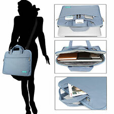Laptop Shoulder Bag / Briefcase for Notebook Computer /MacBook Air&Pro Back Belt
