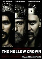 The Hollow Crown: The Complete Series (4 Disc) DVD NEW