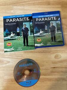 Parasite (Blu-ray, 2020) with slip cover