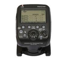 Yongnuo Flash Speedlite Transmitter YN-E3-RT for 600EX-RT Canon EOS as ST-E3-RT