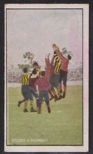 Sniders & Abrahams - Incidents in Play 1904-08 Fitzroy & Richmond.