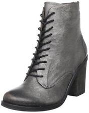 New Bacio61 Women's Radura  light Pewter Ankle Boots  sz 8 (MSR 240 )