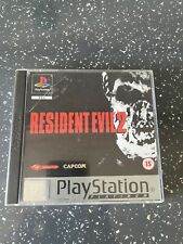 Resident Evil 2 - PS1 Sony Playstation One Game - PAL Complete *