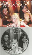 SEDUCTION Feel Brand New w/ RARE JJ RADIO version PROMO DJ CD single USA seller