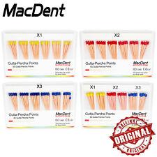 Dental Obturation Next Gutta Percha Absorbent Paper Points Root Canal Macdent