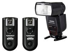Flash Speedlite YN-560III + RF-603 N1 Wireless trigger Nikon D800 D700 D300 D100