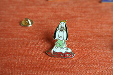 02410 PIN'S PINS BD COMIC CARTOON SNOOPY I AM HAPPY DEMONS & MERVEILLES