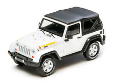 Greenlight  1:43     2012   Jeep Wrangler Rubicon  Islander  Edition    white