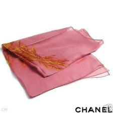 Authentic CHANEL! New Silk Scarf