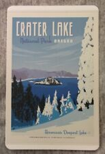 Crater Lake National Park Vinyl Sticker New