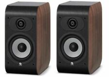 Boston Acoustics M25W NEU Regallautsprecher Paar Farbe Woodgrain Walnut M25