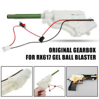 DIY Toy Upgrade Gearbox RX617 Gel Ball Blaster Water Gun Modified Accessories