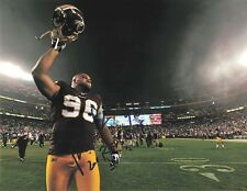 MAAKE KEMOEATU signed PHOTO 8X10 WASHINGTON REDSKINS