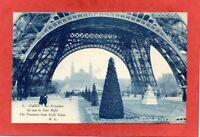 cpa PARIS - Le Trocadéro vu sous la Tour Eiffel