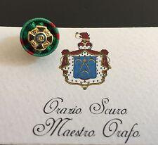 Rosetta da Cavaliere Ordine al Merito della Repubblica Italiana  in argento 925