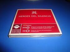 Heroes del Silencio - Antología Audiovisual CD + DVD DIGIPACK