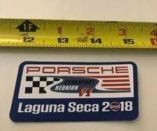 Porsche Rennsport Reunion VI Decal Sticker 911 914 918 356 959 924 944 PCA