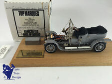 1/43 TOP MARQUES ROLLS ROYCE 40/50HP SILVER GHOST 1907 CH60551 SPECIAL SERIE 100