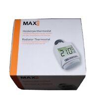 eQ-3 MAX! Heizkörperthermostat BC-RT-TRX-CyG-3 mit Originalkarton