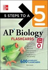 5 Steps to a 5 AP Biology Flashcards for Your iPod with MP3/CD-ROM Disk (5 Steps