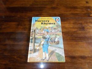 """HB 1967 LADYBIRD """"3RD BOOK NURSERY RHYMES"""""""