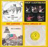 DEF LEPPARD – 'EARLY SINGLES EP' LIMITED EDITION 6-TRACK DISC