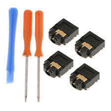 Screwdriver Kit + 3.5mm Headphone Audio Jack Replace for Xbox One Controller
