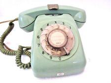 OKI Vintage Marine ROTARY Dial TELEPHONE - SHIP'S 100% ORIGINAL (1200)