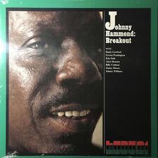 "JOHNNY HAMMOND "" BREAKOUT ""  SEALED U.S.LP JAZZ SOUL FUNK"