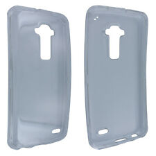 Clear Snap-On Hard Case Cover for LG G2 Flex D950