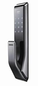 Samsung Push & Pull Digital Door Lock SHS-P717LMK/EN (Silver)