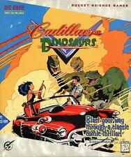 Cadillacs and Dinosaurs - Big Box - PC-Adventure
