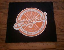 Shoyoroll 7th son version large 1heat stamp patch super rare  gi BJJ jiu jitsu