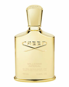 Creed Fragrances Refreshing Millesime Imperial Sophisticated Scent 3.33oz/100ml