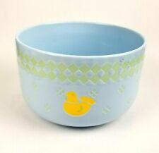 Waetcherbach Germany Bowl Blue with Yellow Chick