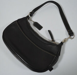 Coach Black Shoulder Handbag