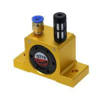 GT8 GT10 GT16Pneumatic Gear Vibrator Turbine Vibrator for Hopper Industrial Use