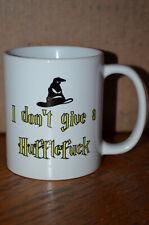 Harry Potter Coffee Mug Funny Rude Saying Hufflepuff 11oz ceramic coffee mug