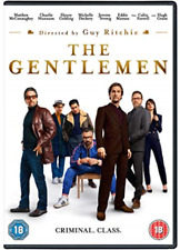 The Gentlemen DVD NEW