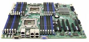 Supermicro X9DRI-LN4F+ Dual Socket LGA2011 Sockel R E-ATX Server Board Mainboard