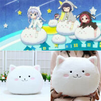 Anime Is The Order A Rabbit? Tippy Rabbit Cosplay Soft Stuffed Doll Plush Toy
