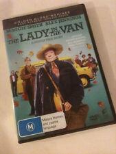 'THE LADY IN THE VAN' 2015 Region 2,4,5 DVD - Maggie Smith, Alex Jennings